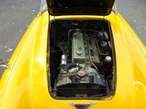 1962 Austin Healey 3000 Tri-Carb A Driver For Sale (picture 6 of 6)