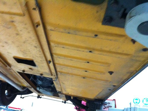 1970 Austin Healey Sprite Heritage Shell Rebuild SOLD  SOLD (picture 5 of 6)