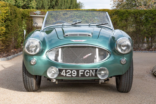 1960 Austin Healey 3000 MkI   750 Miles Since Restoration For Sale (picture 1 of 6)