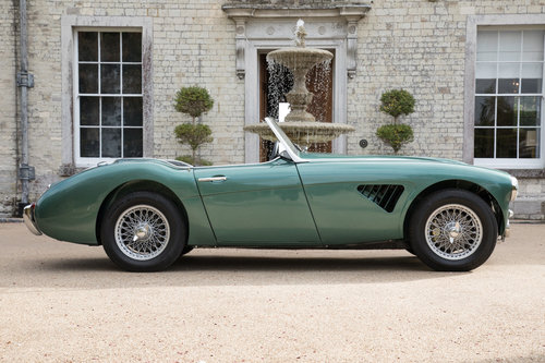 1960 Austin Healey 3000 MkI   750 Miles Since Restoration For Sale (picture 2 of 6)