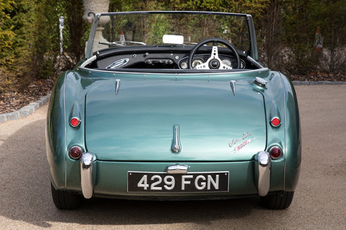 1960 Austin Healey 3000 MkI   750 Miles Since Restoration For Sale (picture 3 of 6)