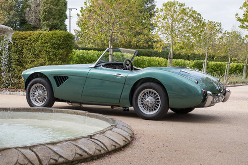 1960 Austin Healey 3000 MkI   750 Miles Since Restoration For Sale (picture 4 of 6)