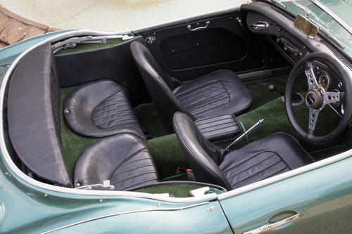 1960 Austin Healey 3000 MkI   750 Miles Since Restoration For Sale (picture 6 of 6)