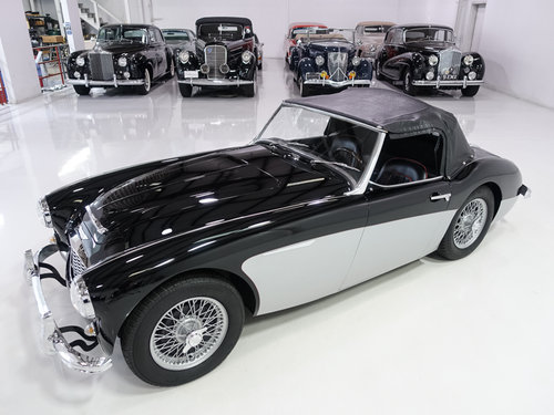 1957 Austin-Healey 100-6 BN4 Roadster For Sale (picture 2 of 6)