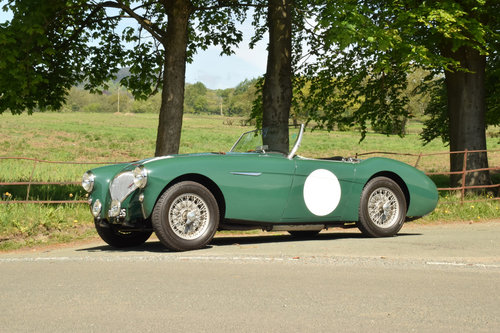 1954 Austin Healey 100/4 M spec  For Sale (picture 2 of 6)