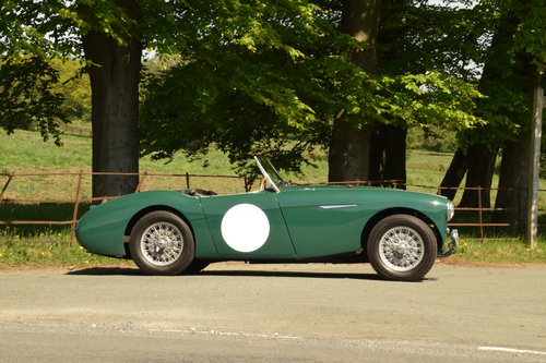 1954 Austin Healey 100/4 M spec  For Sale (picture 3 of 6)
