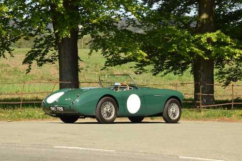 1954 Austin Healey 100/4 M spec  For Sale (picture 4 of 6)