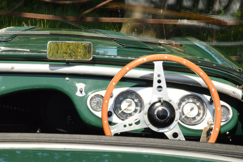 1954 Austin Healey 100/4 M spec  For Sale (picture 6 of 6)