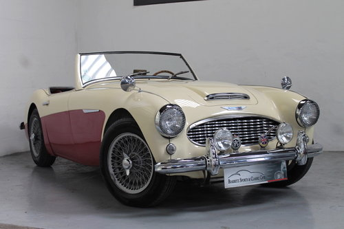 1959 Austin Healey 100/6 BN4 (Lhd) For Sale (picture 1 of 6)