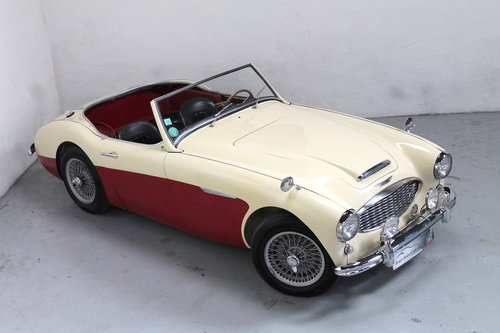 1959 Austin Healey 100/6 BN4 (Lhd) For Sale (picture 2 of 6)