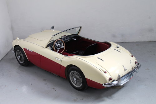 1959 Austin Healey 100/6 BN4 (Lhd) For Sale (picture 3 of 6)