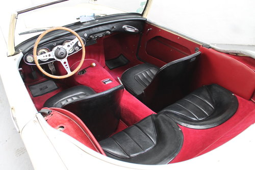 1959 Austin Healey 100/6 BN4 (Lhd) For Sale (picture 4 of 6)