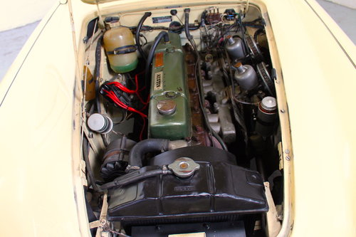 1959 Austin Healey 100/6 BN4 (Lhd) For Sale (picture 5 of 6)