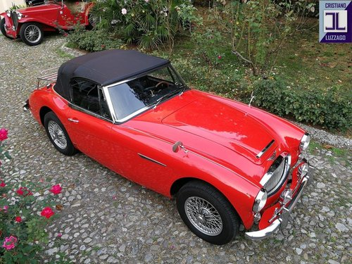 1964 AUSTIN HEALEY 3000 MK 3 BJ8/L For Sale (picture 1 of 6)