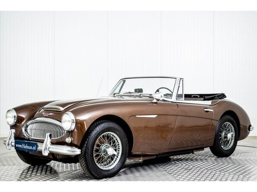 1963 Austin Healey 3000 MKII BJ7 Overdrive For Sale (picture 1 of 6)