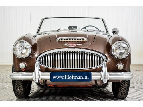 1963 Austin Healey 3000 MKII BJ7 Overdrive For Sale (picture 3 of 6)