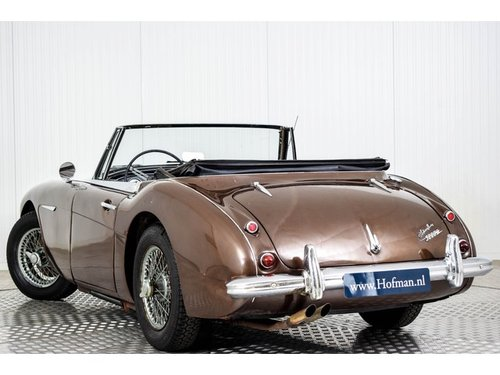 1963 Austin Healey 3000 MKII BJ7 Overdrive For Sale (picture 4 of 6)
