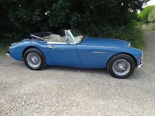 1963 Austin Healey 3000 MK 3 For Sale (picture 1 of 1)