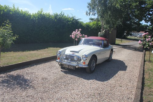 1966 Austin healey 3000 Mk3 For Sale (picture 1 of 4)