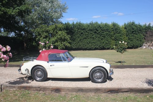 1966 Austin healey 3000 Mk3 For Sale (picture 3 of 4)