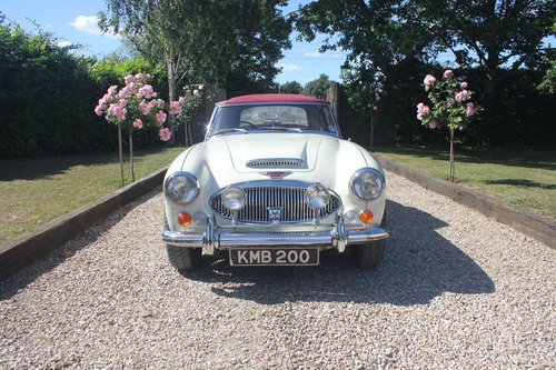 1966 Austin healey 3000 Mk3 For Sale (picture 4 of 4)