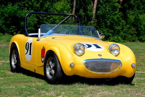 1959 Classic Frogeye racing car with history For Sale (picture 1 of 6)