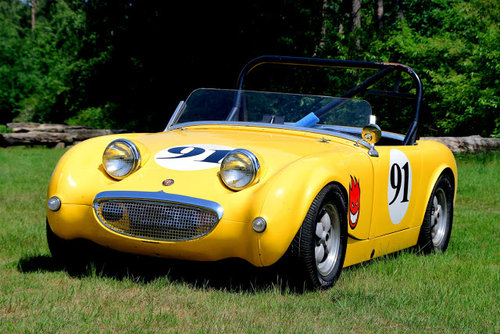 1959 Classic Frogeye racing car with history For Sale (picture 2 of 6)