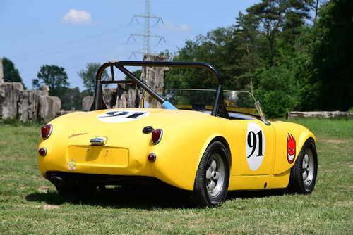 1959 Classic Frogeye racing car with history For Sale (picture 3 of 6)