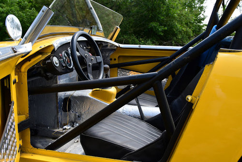 1959 Classic Frogeye racing car with history For Sale (picture 4 of 6)