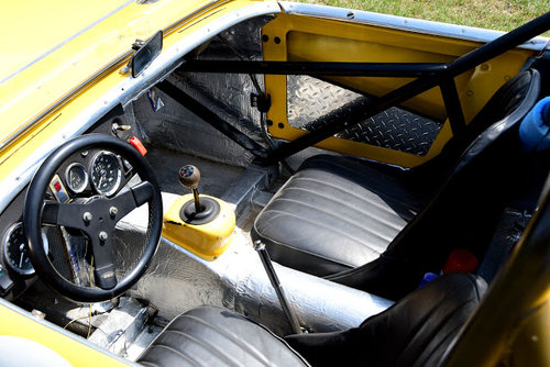 1959 Classic Frogeye racing car with history For Sale (picture 5 of 6)