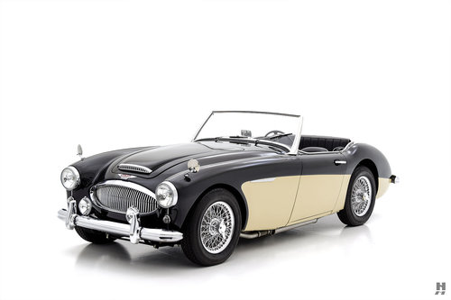 1962 AUSTIN HEALEY 3000 MK II ROADSTER For Sale (picture 1 of 6)
