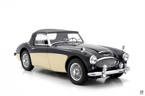 1962 AUSTIN HEALEY 3000 MK II ROADSTER For Sale (picture 2 of 6)