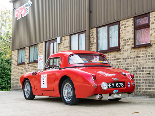1959 Austin Healey Bonneville Sebring Sprite Classic Rally C For Sale (picture 4 of 6)