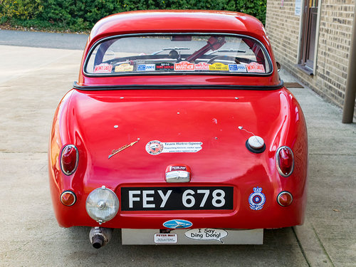 1959 Austin Healey Bonneville Sebring Sprite Classic Rally C For Sale (picture 5 of 6)