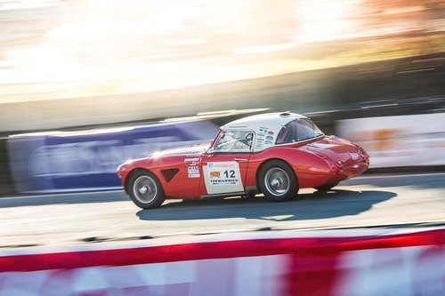 Austin Healey MKII 1962 FIA RACE For Sale (picture 3 of 6)