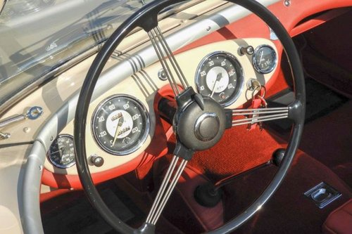 Austin Healey 100/4 BN1 LHD - 1954 For Sale (picture 4 of 6)