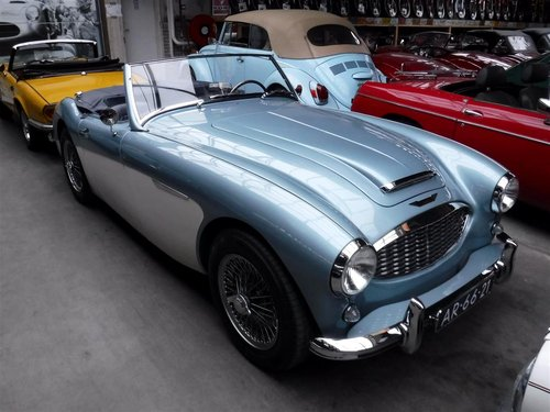 1957 Austin Healey  100/6 For Sale (picture 1 of 6)