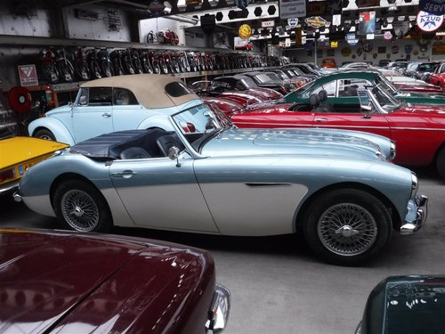 1957 Austin Healey  100/6 For Sale (picture 5 of 6)