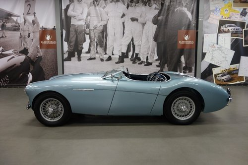 1953 AUSTIN HEALEY 100/4 BN1 (NUMBER 402) SOLD (picture 3 of 6)