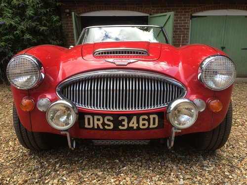 1966 Austin Healey 3000 Mk3  For Sale (picture 1 of 3)