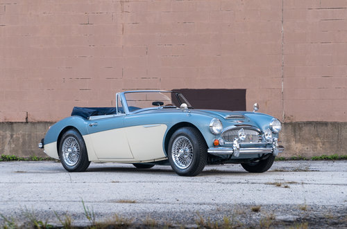 1966 Austin Healey 3000 MK III For Sale (picture 1 of 5)
