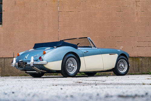 1966 Austin Healey 3000 MK III For Sale (picture 2 of 5)