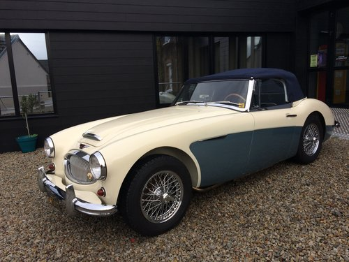 1963 Austin Healey 3000 MK2  For Sale (picture 2 of 5)