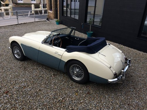 1963 Austin Healey 3000 MK2  For Sale (picture 3 of 5)