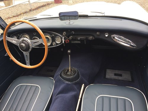 1963 Austin Healey 3000 MK2  For Sale (picture 5 of 5)