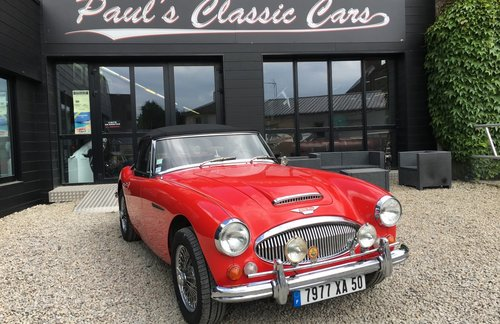 1967 Austin Healey 3000 MK3  For Sale (picture 1 of 5)