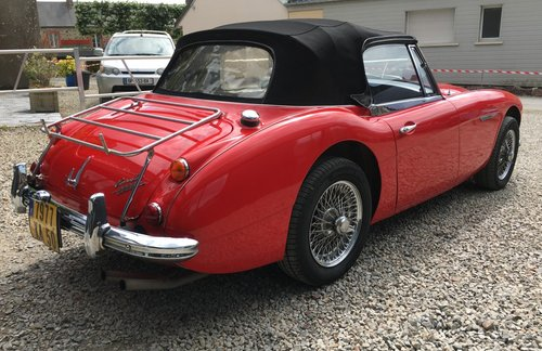 1967 Austin Healey 3000 MK3  For Sale (picture 4 of 5)