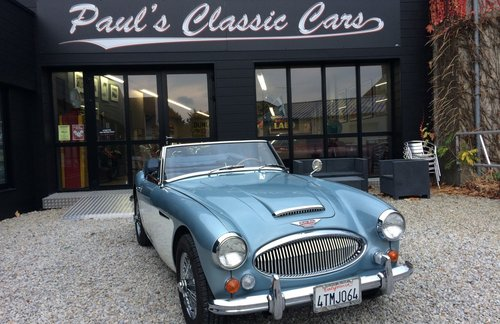 1967 Austin Healey 3000 MK3 BJ8  For Sale (picture 1 of 5)