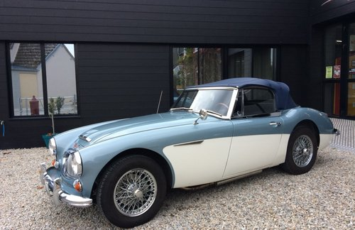 1967 Austin Healey 3000 MK3 BJ8  For Sale (picture 2 of 5)