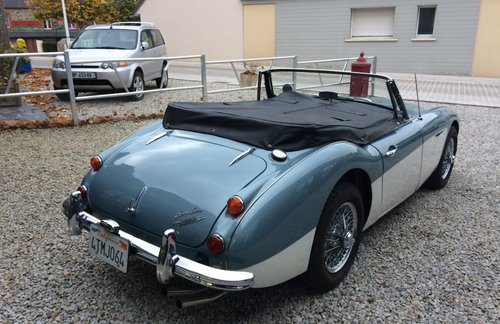 1967 Austin Healey 3000 MK3 BJ8  For Sale (picture 4 of 5)